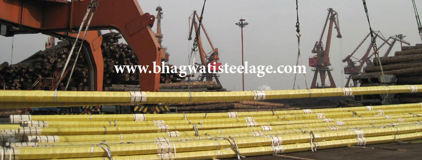 ASME SA213 T22 Manufacturers in India / ASTM A213 T22 Alloy Steel Tube Suppliers