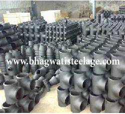 Largest Stockyards of ASTM A234 WPB Grade Steel Elbow Renowned Supplier in India
