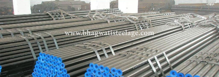 ASTM A334 grade 6 Pipes Manufacturers in India, ASTM A334 ERW Pipe Suppliers