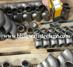 ASTM A420 WPL6 Buttweld Pipe Fittings Renowend Supplier in India