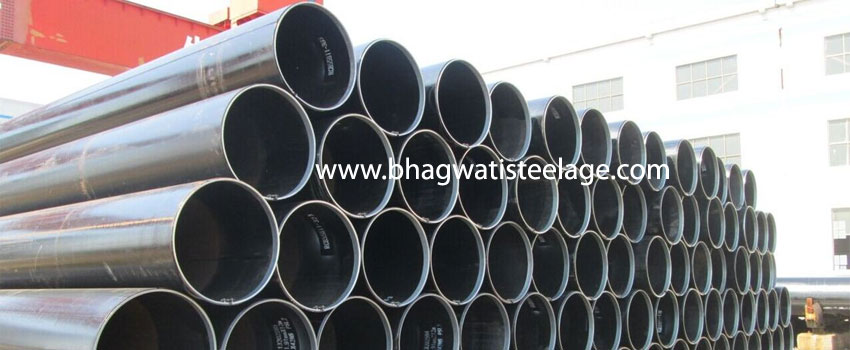 Carbon Steel LSAW Pipes Suppliers, Carbon Steel LSAW Pipes Manufacturers in India