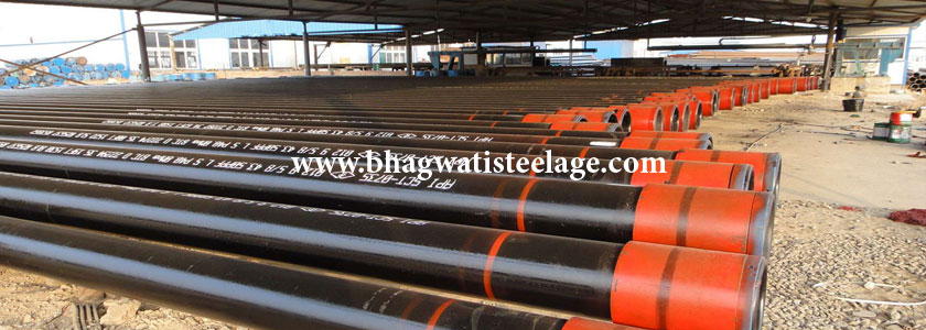 Carbon Steel Pipes Manufacturers in India