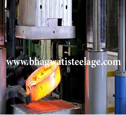manufacturing-process of Mild Steel Flanges in India