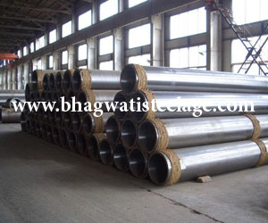 Nickel Alloy Pipes Tubes Supplier in India