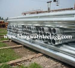 Pre Galvanized Welded Steel Pipes Renowend Supplier in India