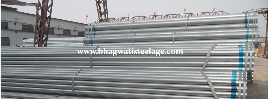 Pre Galvanized Steel Pipes, Pre Galvanized Steel Tubes Manufacturers in India