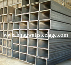 Rectangular Steel Pipes Tubes Renowend Supplier in India