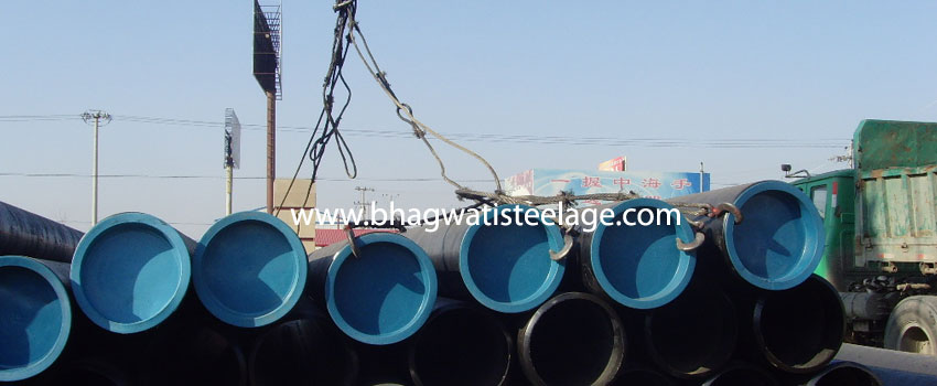 ST52, ST52.3, ST52.4 Seamless Pipe