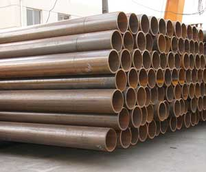 Stainless Steel Welded Pipes, SS ERW Tubes Supplier in India - SS 304, SS 304L, SS 316L, Duplex