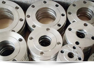 Carbon, Alloy, Stainless Steel Flanges Supplier in India