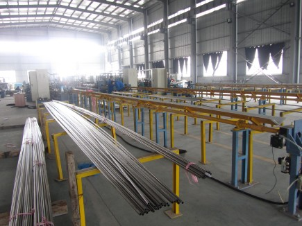 ASTM A249 Stainless Steel Tubes - Welded Austenitic Steel Boiler, Superheater, Heat-Exchanger, and Condenser Tubes