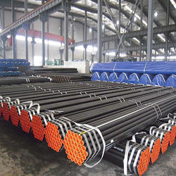 ASTM A333/ASME SA333 Grade 6 Carbon Steel Seamless Pipes, Carbon Steel Seamless Tubes Renowend Supplier in India