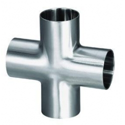 Reducing Cross - Buttweld Pipe Fittings Supplier in India