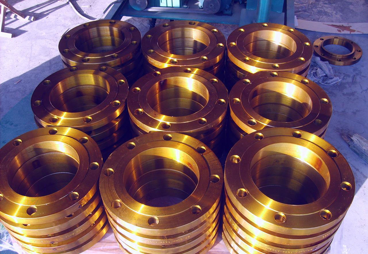 CUNI 90/10, 70/30 Copper Nickel Flanges supplier, Supplier, Exporter