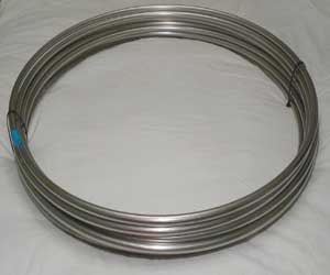 Stainless Steel Coiled Tubes, SS Coiled Tubing Renowend Supplier India - SS304/304L, 316L Coiled Tubes