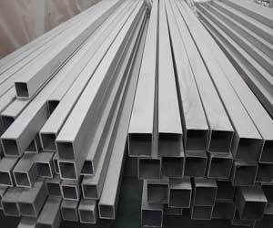 Stainless Steel Square Pipes Renowend Supplier in India