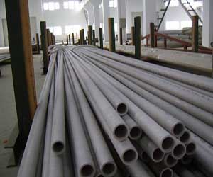 Stainless Steel Seamless Pipes Renowend Supplier in India