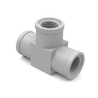 Threaded-Tee - Threaded Pipe Fittings Supplier